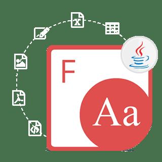 Aspose.Font for Java
