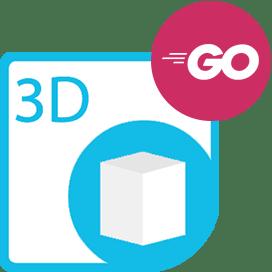 Aspose.3D Cloud SDK for Go