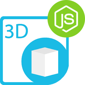 Aspose.3D Cloud SDK for Node.js