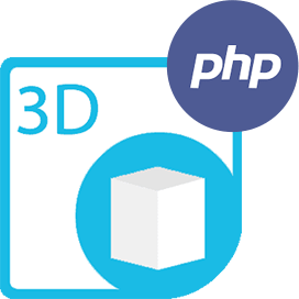 PHP Cloud SDK for 3D