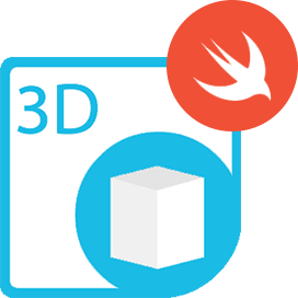 Aspose.3D Cloud SDK for Swift