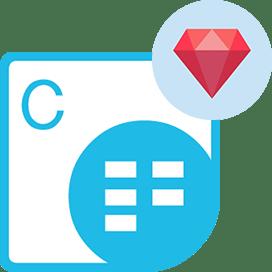 Aspose.Cells Cloud SDK for Ruby