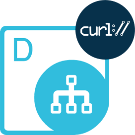 Aspose.Diagram Cloud for cURL