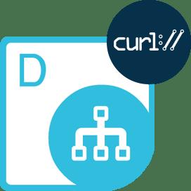 Aspose.Diagram Cloud for cURL