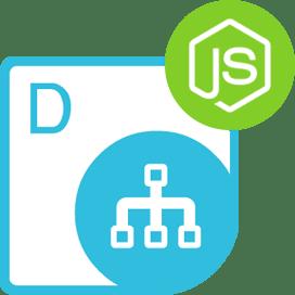 Aspose.Diagram Cloud SDK for Node.js