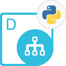 Python Cloud SDK to Convert & Process Visio drawing diagrams