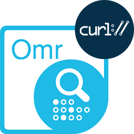 Aspose.OMR Cloud for cURL