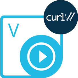 Aspose.Video Cloud for cURL