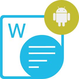 Aspose.Words Cloud Android SDK