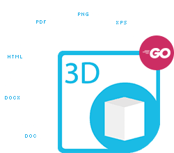 Aspose.3D Cloud SDK for Go
