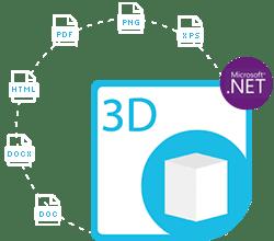 Aspose.3D Cloud SDK for .NET