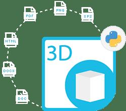 Aspose.3D Cloud SDK for Python