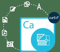 Aspose.CAD Cloud for cURL