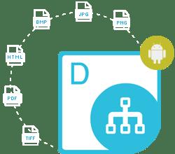 Aspose.Diagram Cloud SDK for Android
