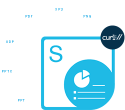 Aspose.Slides Cloud for cURL