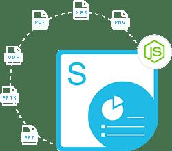 Aspose.Slides Cloud SDK for Node.js