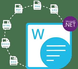 .NET SDK to Convert DOC Files